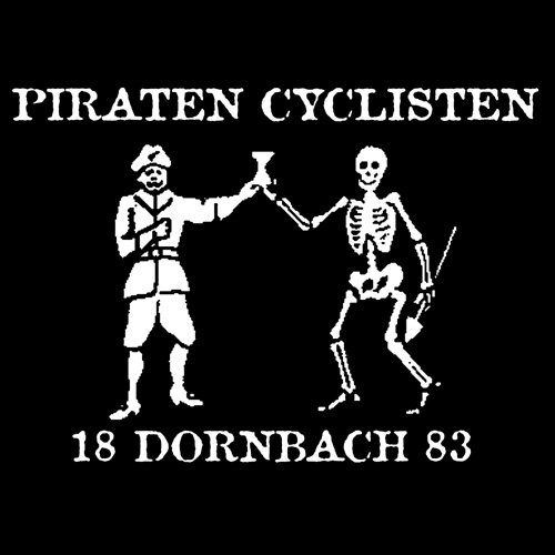 Friedhofstribuene Piraten Cyclisten 1883