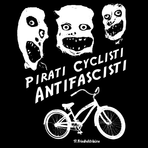 Friedhofstribuene Pirati cyclisti antifascisti