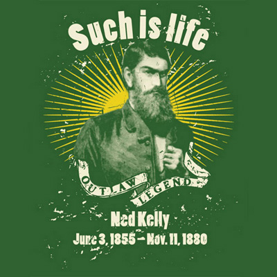 Outlaw Legend Ned Kelly